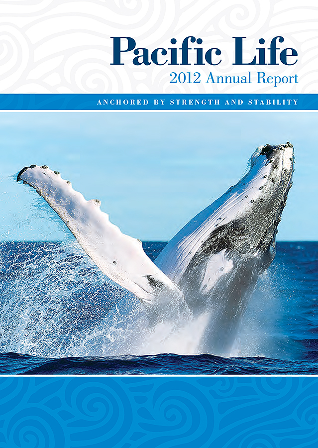2012 Pacific Life Annual Report